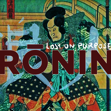 "Album Review: Lost On Purpose's ""Rōnin"""