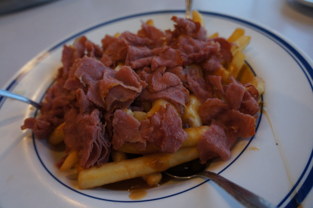 Poutine from The Redondo Beach Cafe (Elise Thompson)