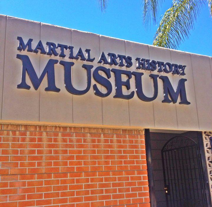 The Martial Arts History Museum (Photo by Nikki Kreuzer)