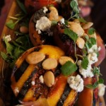 The Hearty Boys Grilled Stone Fruit Salad