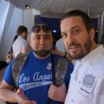 Duff Goldman and Chef Fabio Viviani