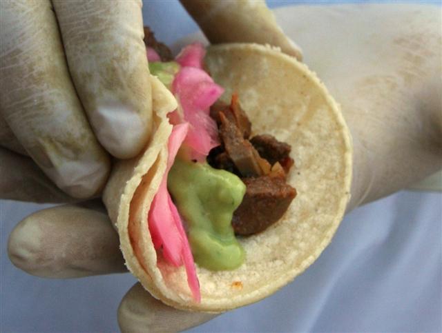 LA Taco Festival Saturday!
