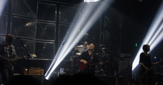 Pixies at the El Rey 9-9-13. Photo by Bob Lee for the Los Angeles Beat