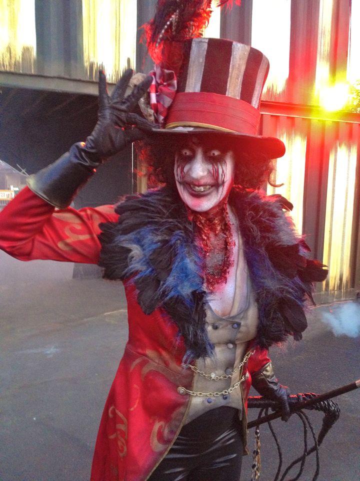 Offbeat L.A.: Halloween '13- Queen Mary's Dark Harbor ...