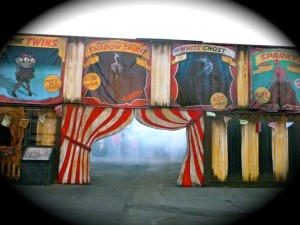 The new Freak Show area (photo by Nikki Kreuzer)
