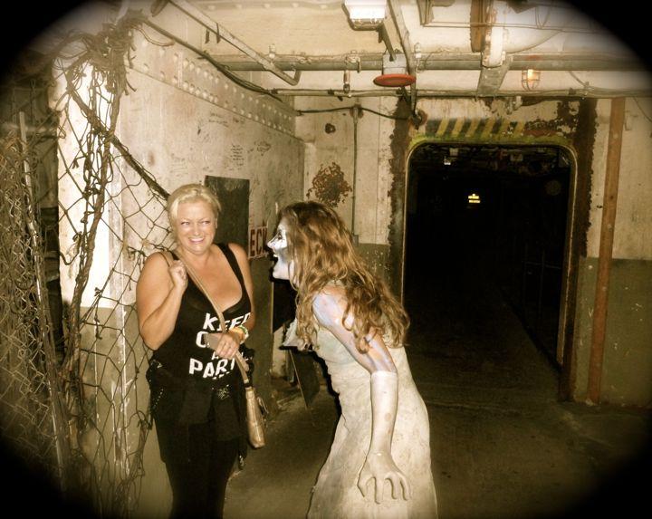 Offbeat L.A.: Halloween '13- Queen Mary's Dark Harbor   The LA Beat