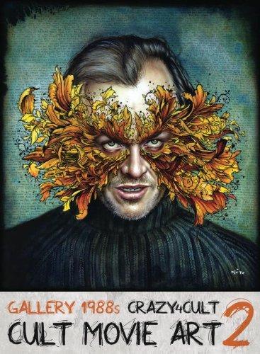 "Gallery 1988 book ""Cult Movie Art 2"" & Crazy 4 Cult"