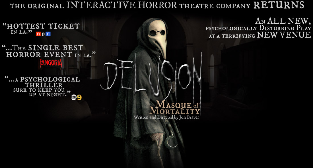 Theater Review: Delusion, Masque of Mortality