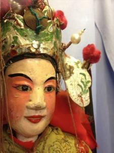 Chinese Puppet (photo by Nikki Kreuzer)