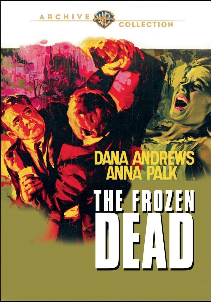 "Movies 'Till Dawn: ""The Frozen Dead"" (1966)"