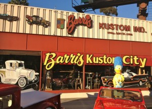 Barris Kustom Cars on Riverside Drive in Burbank (Photo by Nikki Kreuzer)