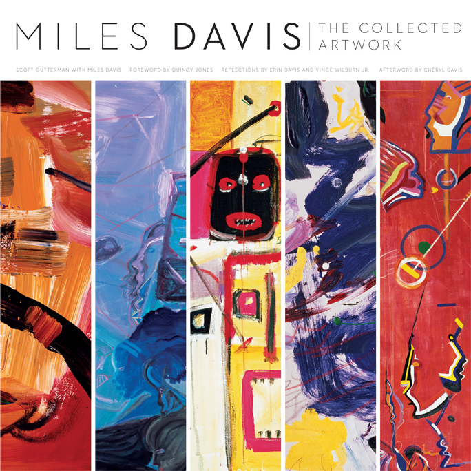 Miles Davis' The Collected Artwork Book