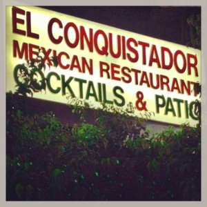 El Conquistador closed on December 22, 2013 (photo by Nikki Kreuzer)