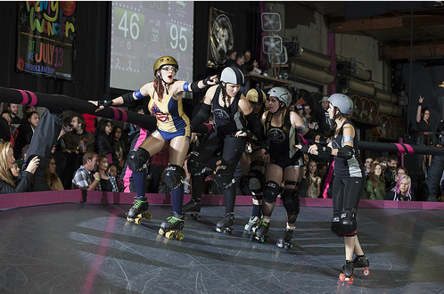 Derby Dolls - Photos