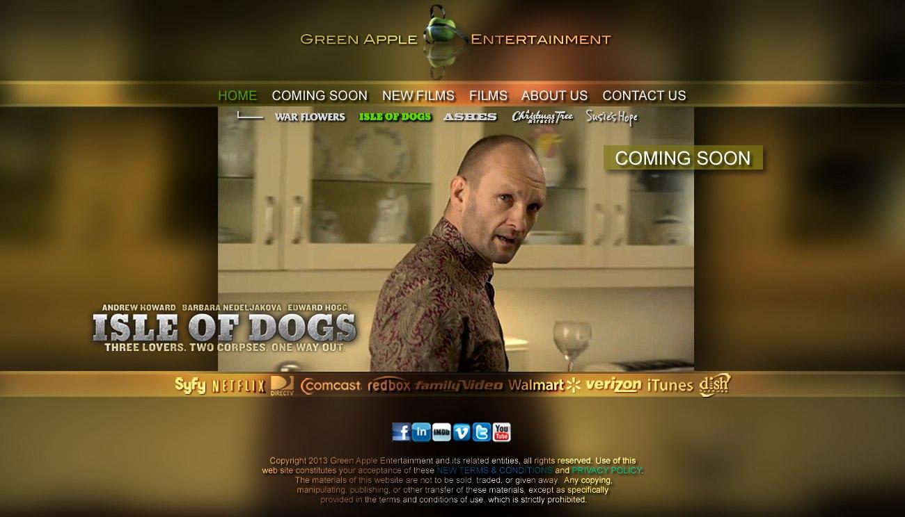Isle of Dog's viewing platforms