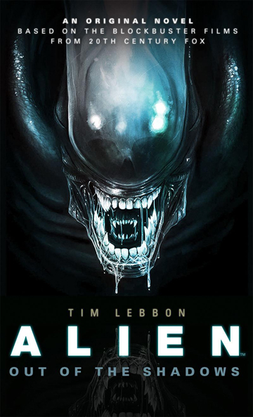 """Book Review: """"Alien: Out of the Shadows"""""""