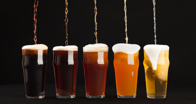 Rotating Craft Beers picked by trained cicerones for you will be featured at the new Eureka! in Huntington Beach