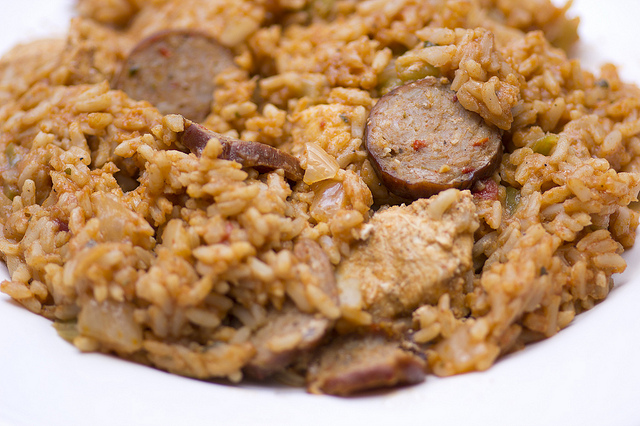 Cook up Some Jambalaya for Mardi Gras