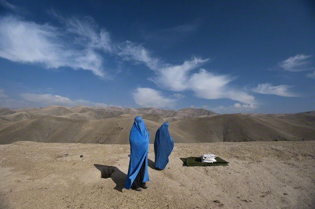 Photo by Lynsey Addario │ National Geographic