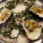 Michael Cimarusti's Naked Cowgirl Oysters