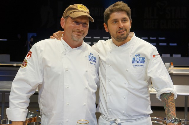 All-Star Chef Classic Returns to LA Live March 11th-14th
