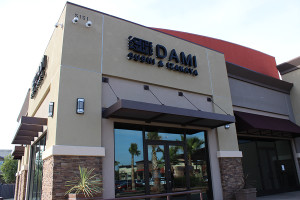 Dami Sushi and Izakaya brings a new place to enjoy Japanese cuisine to Buena Park. Photo courtesy of Dami sushi and Izakaya