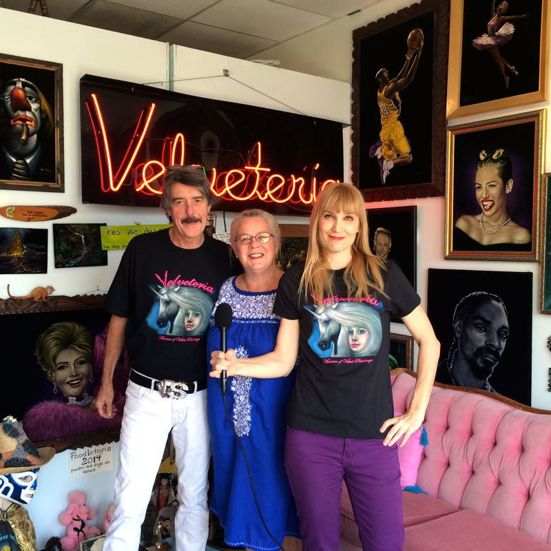Take a Trip to Velveteria! (photo by Chris Carlone)