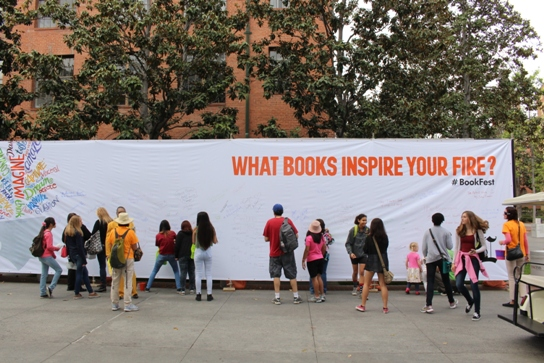 Los Angeles Times Festival of Books 20144