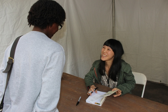 Los Angeles Times Festival of Books 20146