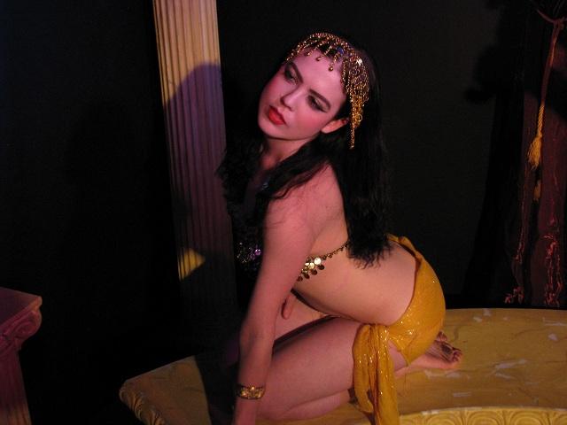Salome/Deneen Melody--Photo Courtesy of Steven Sabel