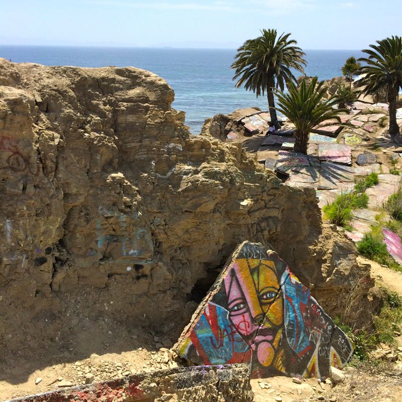Sunken City in San Pedro (Photo by Nikki Kreuzer)