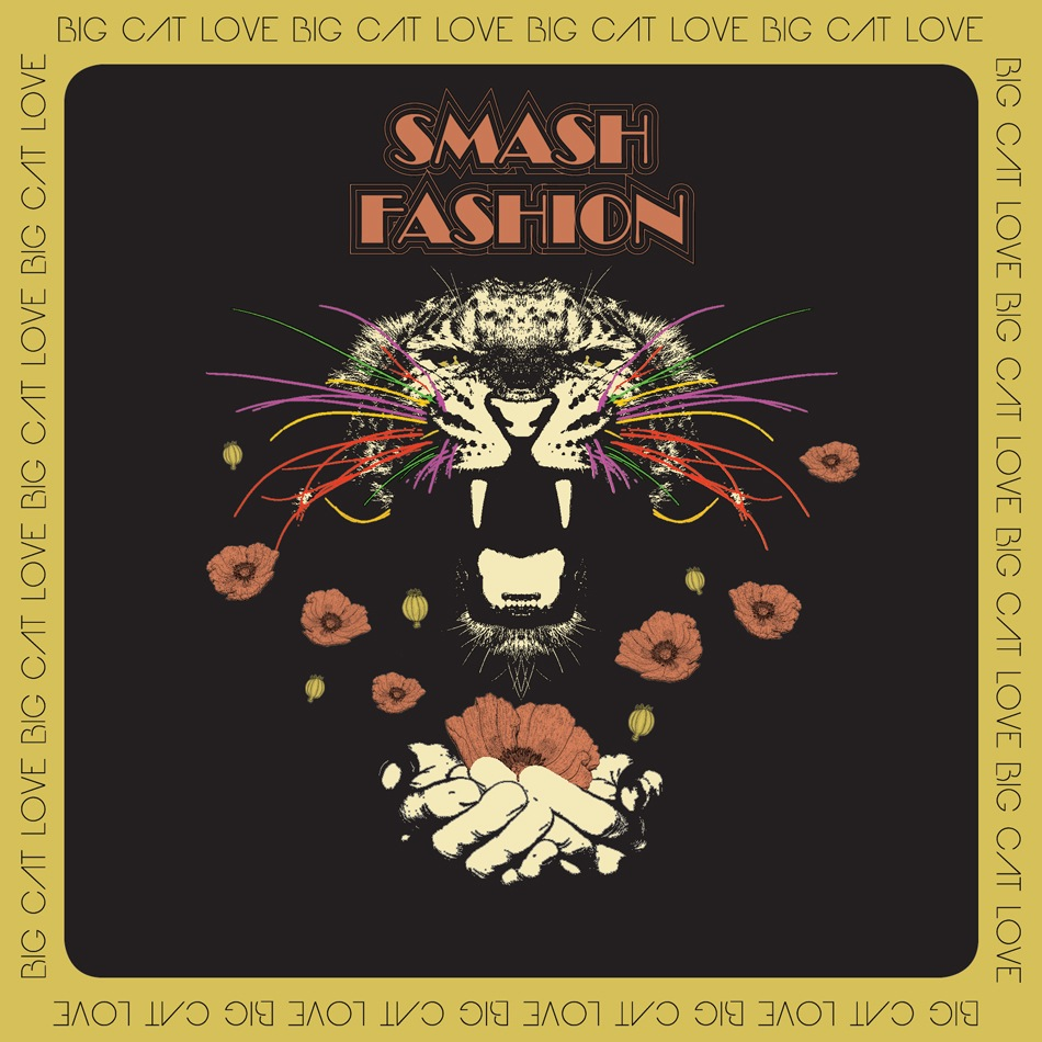 Album Review:  SMASH Fashion's Big Cat Love is Big Fun