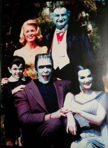 Photo Courtesy of Butch Patrtrick's Personal Munsters Collection; Michele Lilley TY