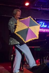 Allen Toussaint brings a little New Orleans to Los Angeles (photo by Nikki Kreuzer)
