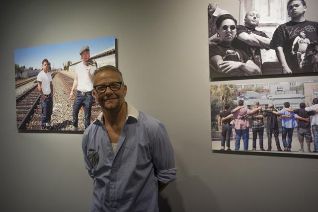 Leon Mostovoy and FTM portraits