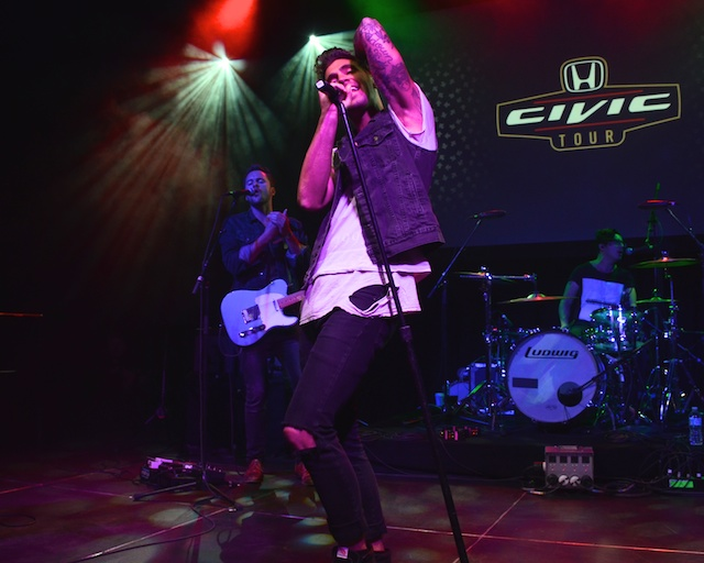 Honda Rockets New Music Out of Torrance with Three Great Bands to Launch Honda Stage