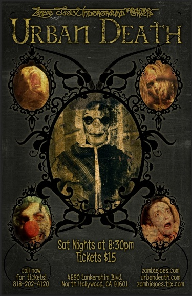 Poster Courtesy of Marti Matulis