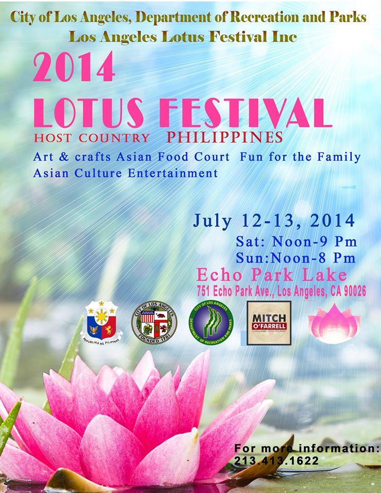 Lotus Festival 2014