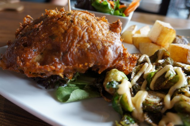The Standing Room Hermosa Fried Chicken