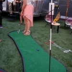 Putting Green at Cosmopolitan LV's Airstream