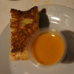 Chef Greenspan's Grilled Cheese and Soup