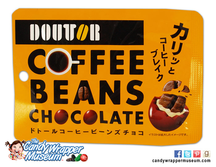 Doutor Chocolate Coffee Beans