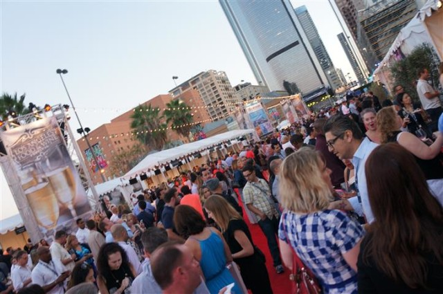 The 5th Annual Los Angeles Food & Wine Festival Takes Over Grand Avenue August 27 – 30, 2015