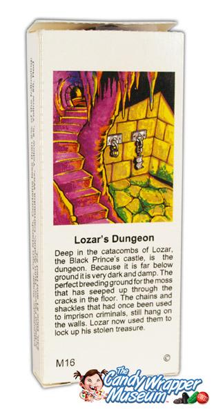 Mystic Medieval Orbs - Lozar's Dungeon