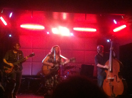 Live Review: Bonnie Montgomery at Grand Ole Echo