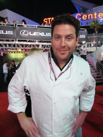 Scott Conant LAFW 2011
