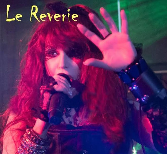 Come to the Dark Side with Upcoming Shows by Goth Rockers Le Reverie