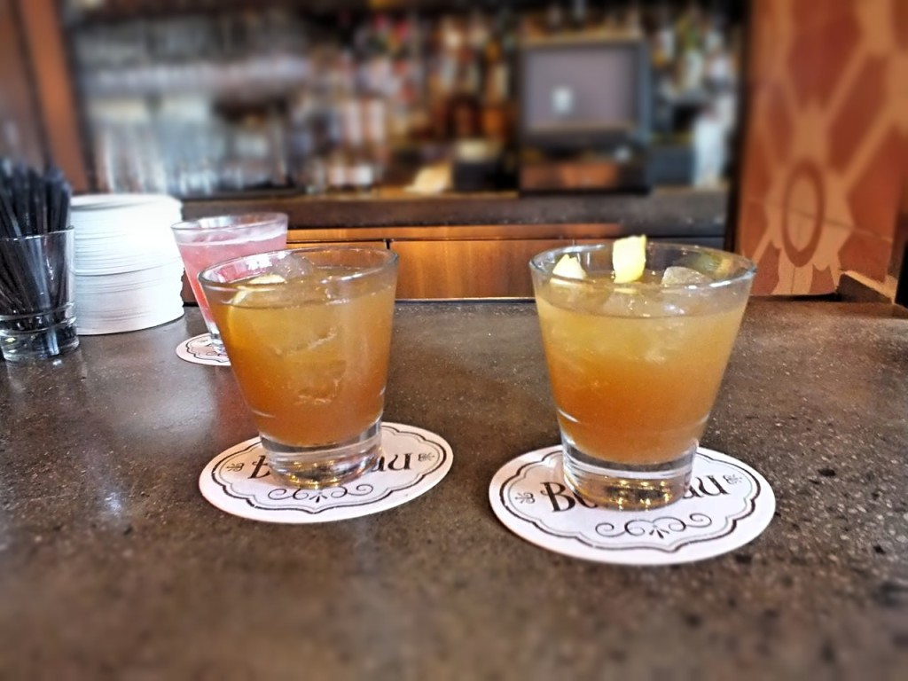The Bo-beau Sour. Photo by Edward Simon for The Los Angeles Beat.