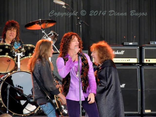 Richie Onori talks about Sweet and the Rockers Against Cancer 3 Benefit Show Tomorrow