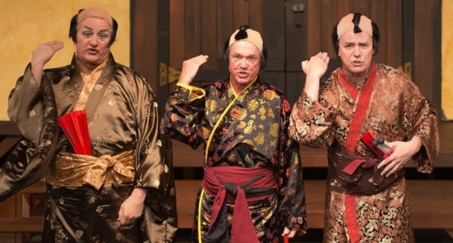 Gilbert and Sullivan's Comic Operetta 'The Mikado' a hit at the Hillcrest Theater in Thousand Oaks